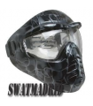 Máscara de Protección SERPIENTE NEGRA