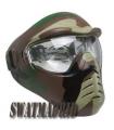 Máscara de Protección BOSQUE