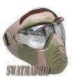 Máscara de Protección DESIERTO