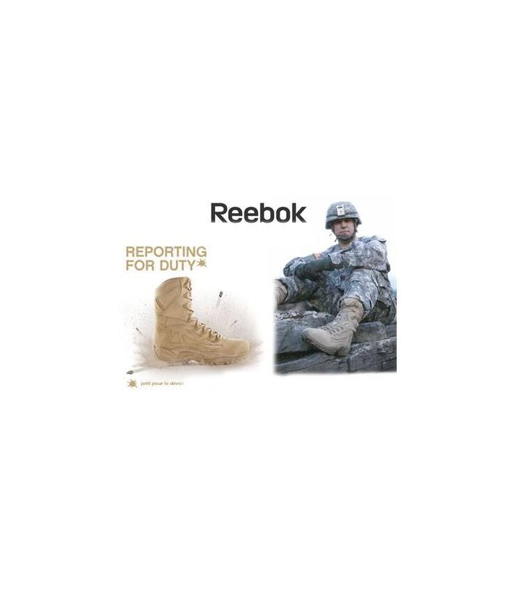REEBOK RAPID RESPONSE 8.0 DESERT CREMALLERA